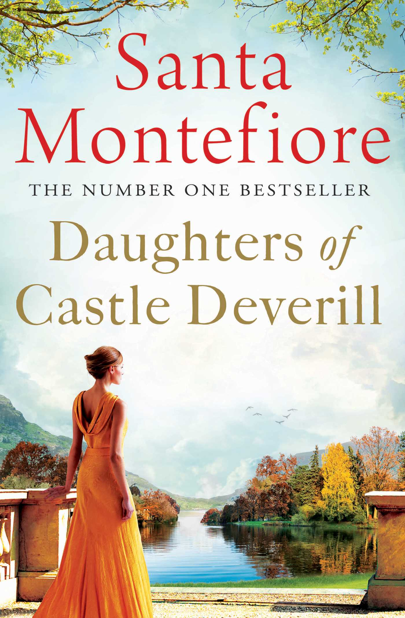 Daughters of Castle Deverill by Santa Montefiore