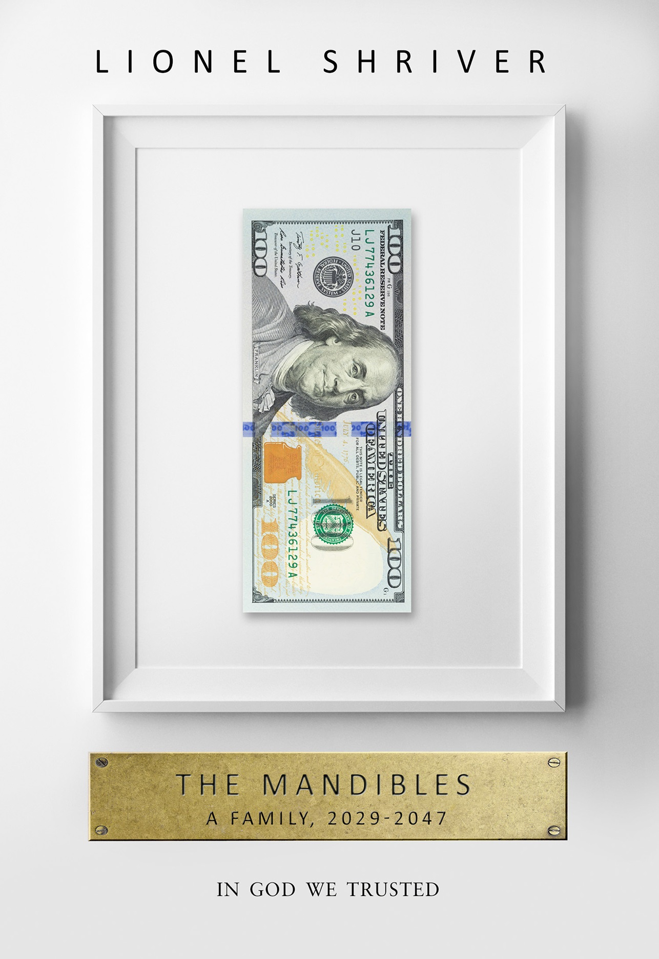 Mandibles by Lionel Shriver