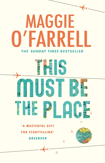 This Must Be the Place by Maggo O farell